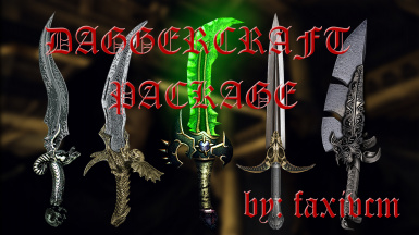 DaggerCraftPackage