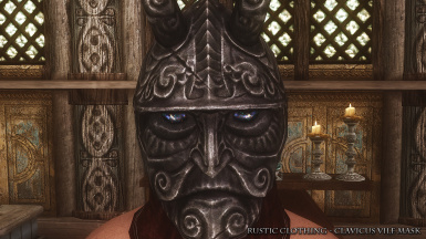 Rustic Clothing ClavicusVileMask 01
