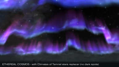 Climates of Tamriel replacer stars