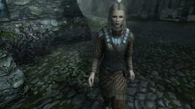 Scaled Hide armor