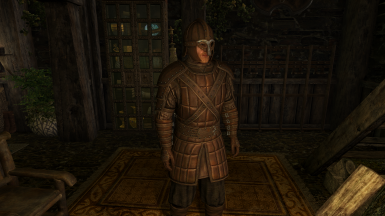 Alternate Leather Armor Replacer