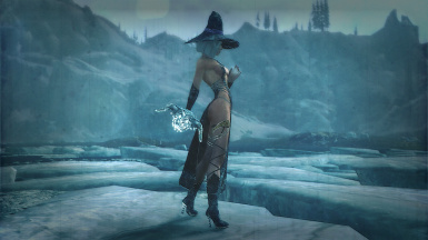 Cassandra Frost Witch - DX Mini Armor Collection SSE
