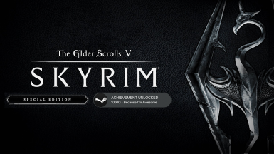 Achievements Unlocked for Skyrim Special Edition