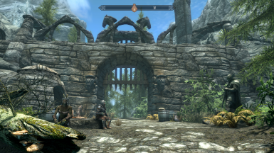 Talos Pass Gate
