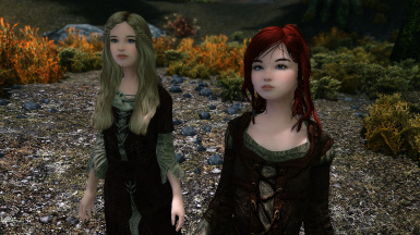 Annika and Mikayla (Nords)
