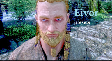 Eivor--male presets for COtR SSE