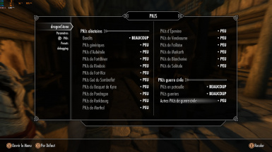 Death Consumes All - French version at Skyrim Special