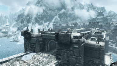Heavily Defended Windhelm