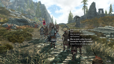 Commanding an Army of Imperials