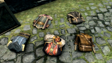 Clothing Forge Crafting