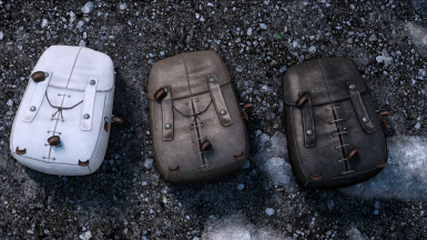 Cuyi's Campfire Backpacks