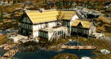 Jackdaw's Landing Estate Player Home PC