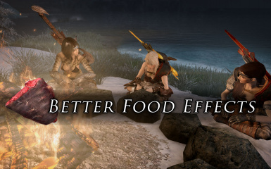 Better Food Effects with New Recipes