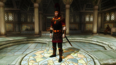 Imperial Spymaster with pants
