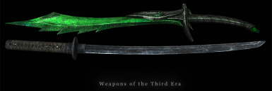 Weapons of the Third Era