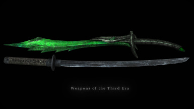 Weapons of the Third Era SSE