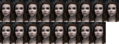 Imperial - Eyes options
