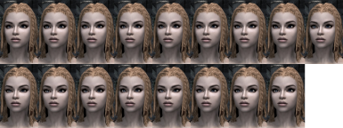Nord - Eyes options