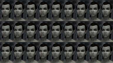 Orc - Eyes options