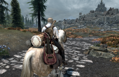 The people of Whiterun will surely enjoy this