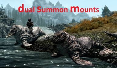 Dual Summon Mounts