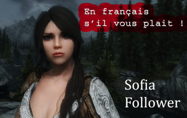 Sofia - The Funny Fully Voiced Follower - VOST FR