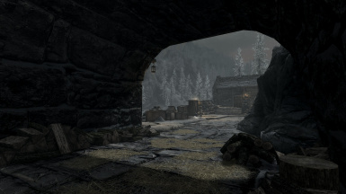 Windhelm Exterior Altered - 2dot0