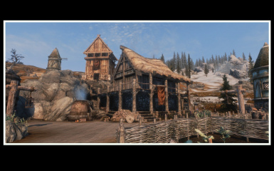 Heljarchen Farm - Skyrim Special Edition