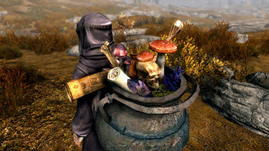 Witch's Cauldron Backpack