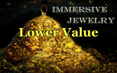 Immersive Jewelry - Lower Value