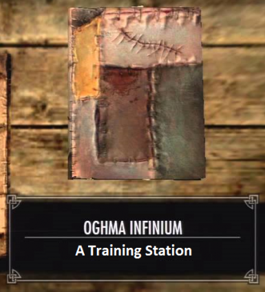 Oghma Infinium - A Training Station