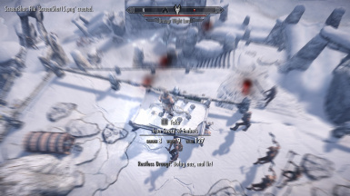 Populated Skyrim Reborn Open Cities Patches and DLC addon