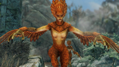 Harpies- Mihail Monsters and Animals (MIHAIL SSE PORT)