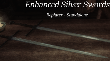 Enhanced Silver Swords - Standalone - Replacer