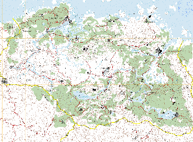 ExE Boss's Mods - Topographic Map