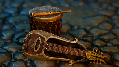Bard's College Quest Items