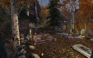 The Great Town of Ivarstead Patch