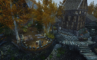 The Great Town of Ivarstead - JK's Skyrim Patch