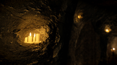 Particle Lights for ENB - Nordic Ruins Candles