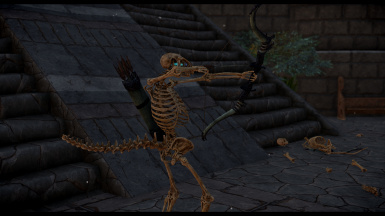 Beast Skeletons Patch