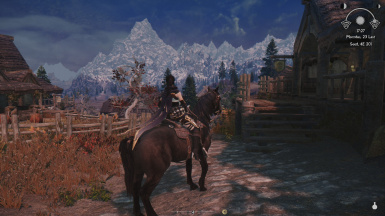 Animations from Skyrim Horse  Renewal