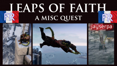 Leaps  of Faith - A misc quest - French version