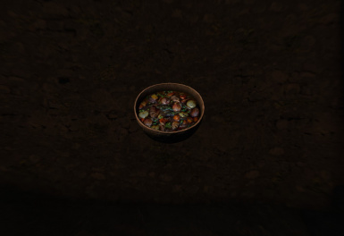 Apothecary Food - Hunterborn and Campfire Patch