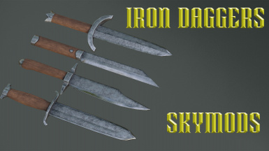 Iron Daggers. The Perfect Skyrim (ENG and RUS)
