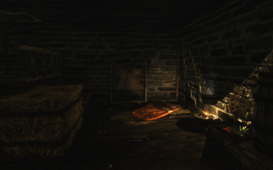 Windhelm Shed Basement Interior