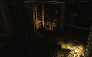Riften Mead Cellar Interior 3
