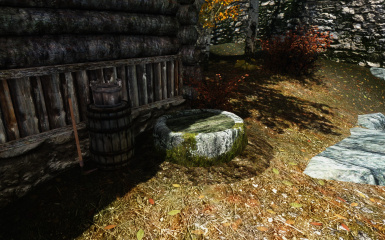 Riften Mead Cellar Outer City Exterior