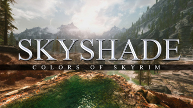 Skyshade Colors of Skyrim