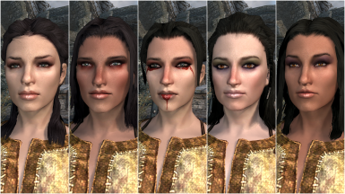 Female Imperial Presets