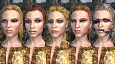 Female Nord Presets